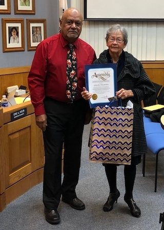 District Retiree - Adel Villanueva