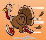 Turkey Trot - Thanksgiving Day @ 8a; Streets of Brentwood