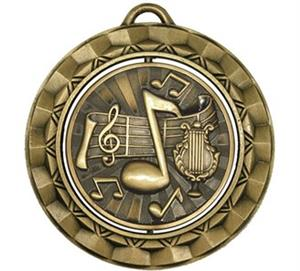 spinner music medal