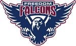 Freedom Falcons Logo