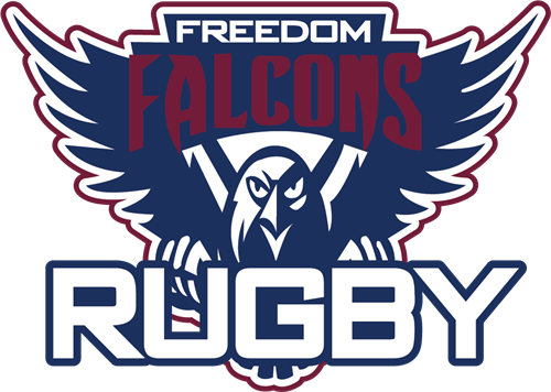 Freedom High School Rugby Logo