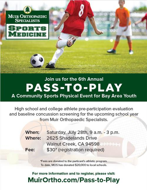 Pass to Play