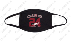 class of 24 face mask