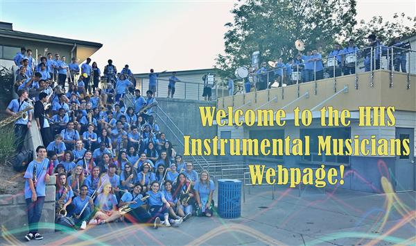 HHS Instrumental Music 2019-2020
