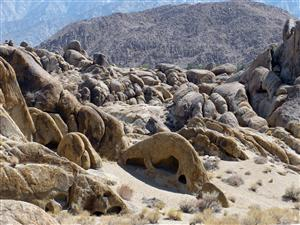 Alabama Hills, Inyo Co.