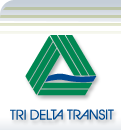 Free Tri Delta Bus Passes for Students