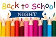 Back to School Night is Tuesday, August 14, 2018