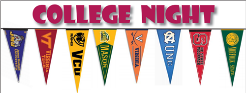 District College Night Image